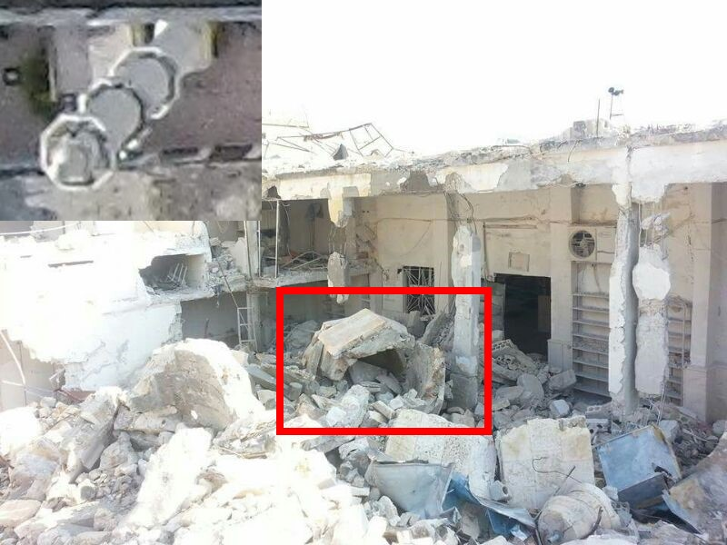 Bomb A Mosque in Syria